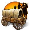 Игра Поселенцы Запада