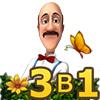 Игра Дивный сад. 3 в 1