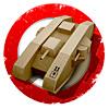Игра Война в коробке. Бумажные танки