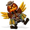 Игра Вторжение кур 5. Темный клюв. Halloween Edition