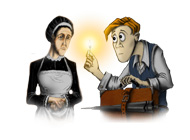 Мортимер Бэккет и секреты усадьбы с привидениями