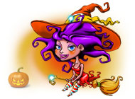 Спасите Хэллоуин. Город ведьм