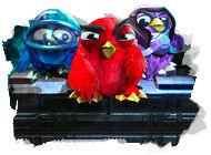 Птичий переполох 3