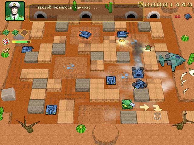 Скачать мини игру про танки на компьютер
