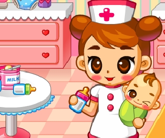 Играть в Больница для детей онлайн флеш игру бесплатно и ...