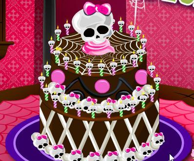 Раскраска свечи на торт