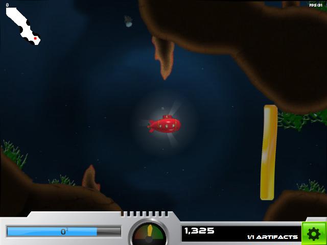 Флеш игра подводная лодка симулятор
