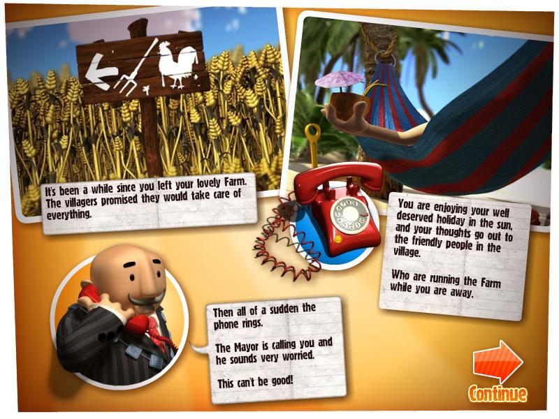 Изображение из игры Йода Фермер 2: Спасение усадьбы