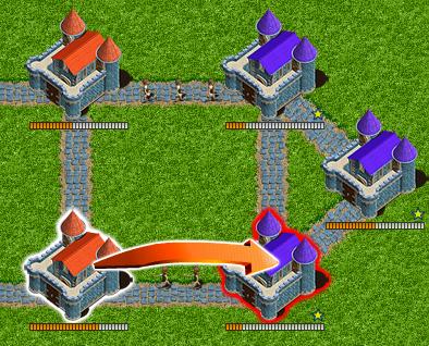 Изображение из игры Войны Замков