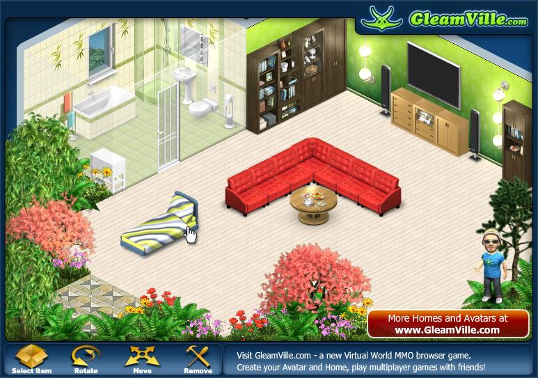 Онлайн игра дизайн домов