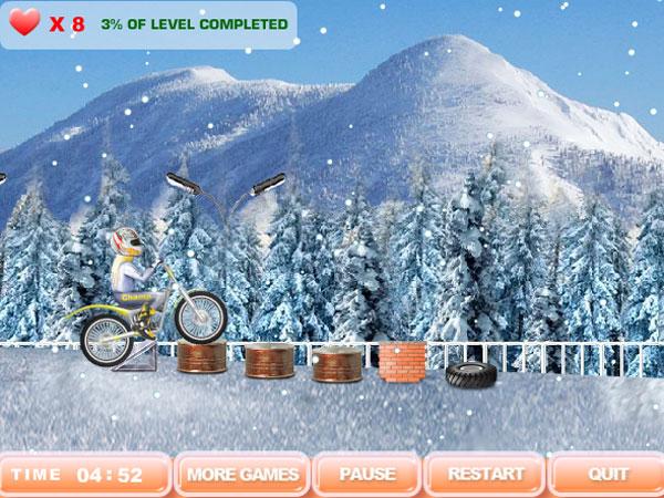 Изображение из игры Фристайл: Мотокросс 2