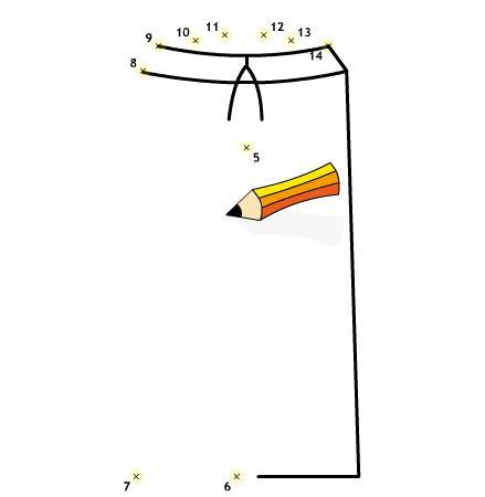 игру Рисуем по точкам Draw