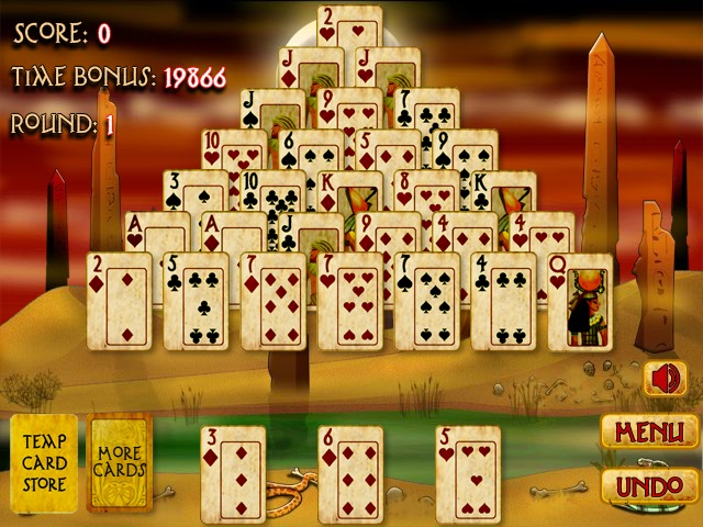 игра пирамида скачать - фото 9