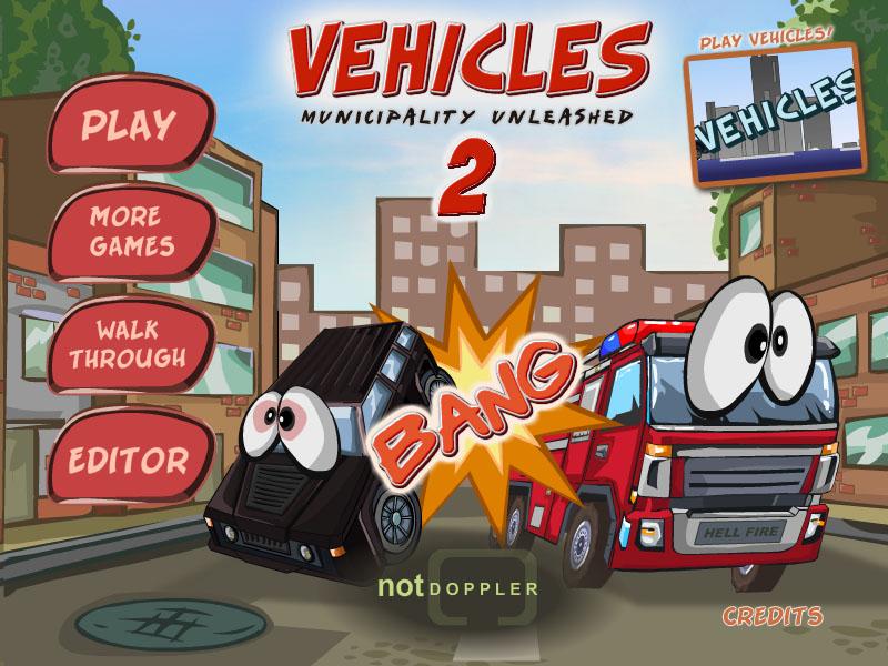 Изображение из игры Автотранспорт 2