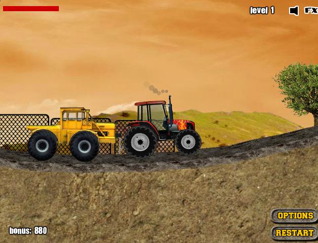 Гонки на тракторах МТЗ (Главная дорога НТВ) - YouTube