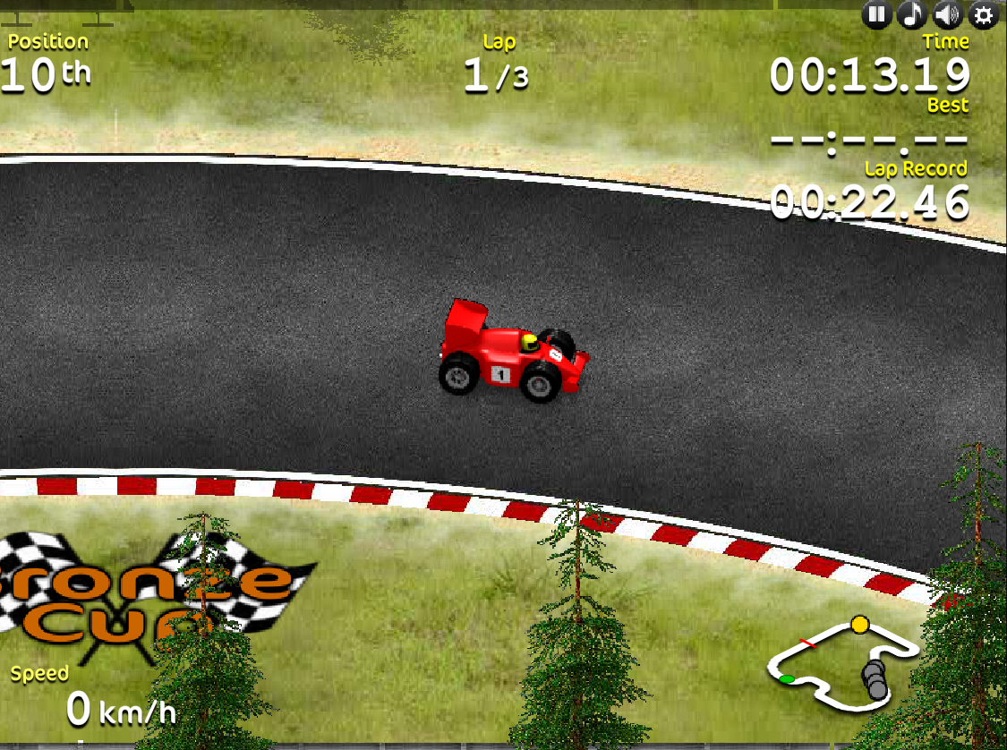 Игры Формула 1