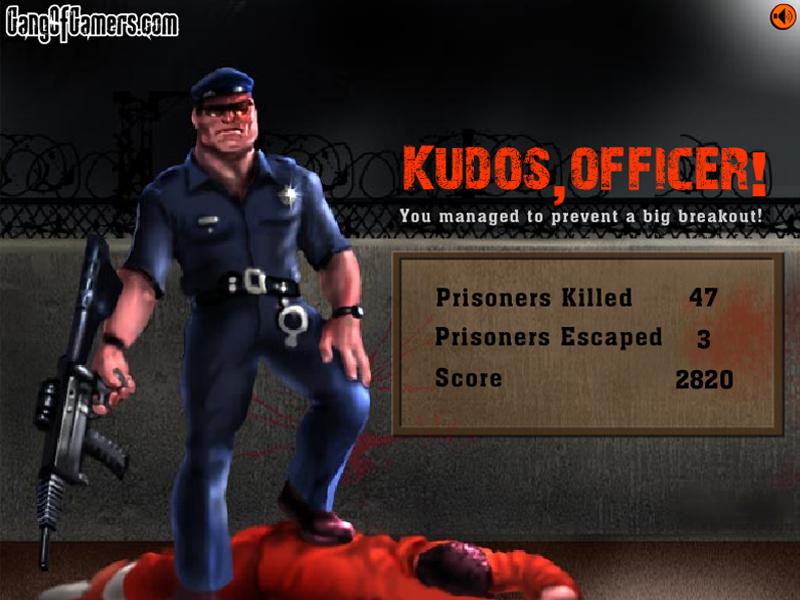 игра бунт в тюрьме