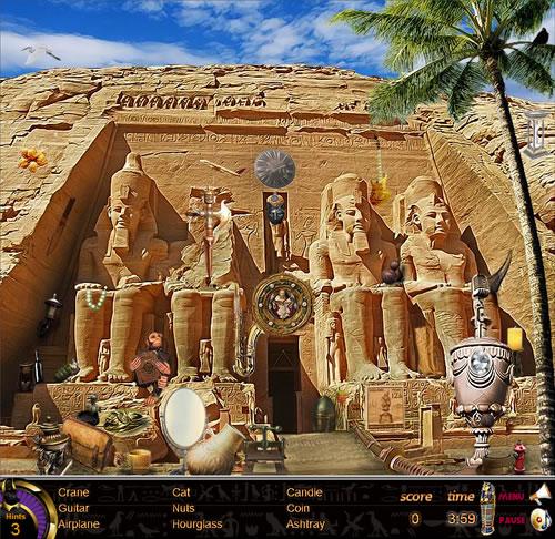 Игры Про Египет Для Девочек