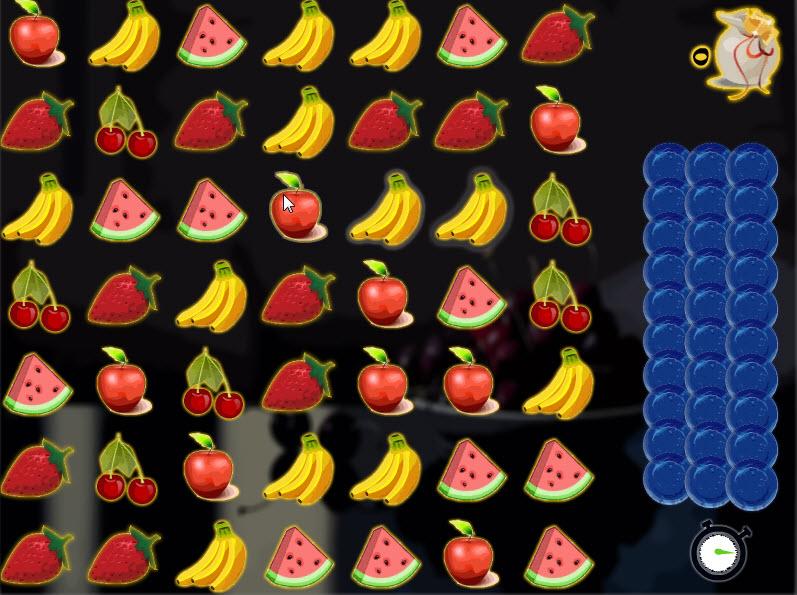 Изображение из игры Собери из трёх