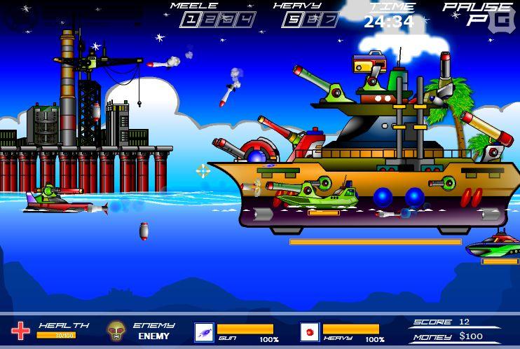 Изображение из игры Пограничная миссия