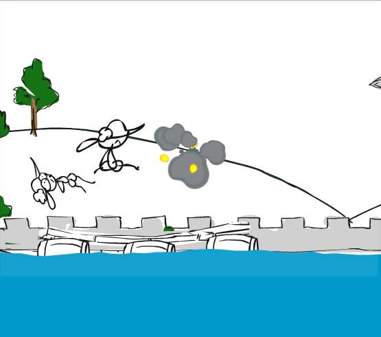 Изображение из игры Игра троллей