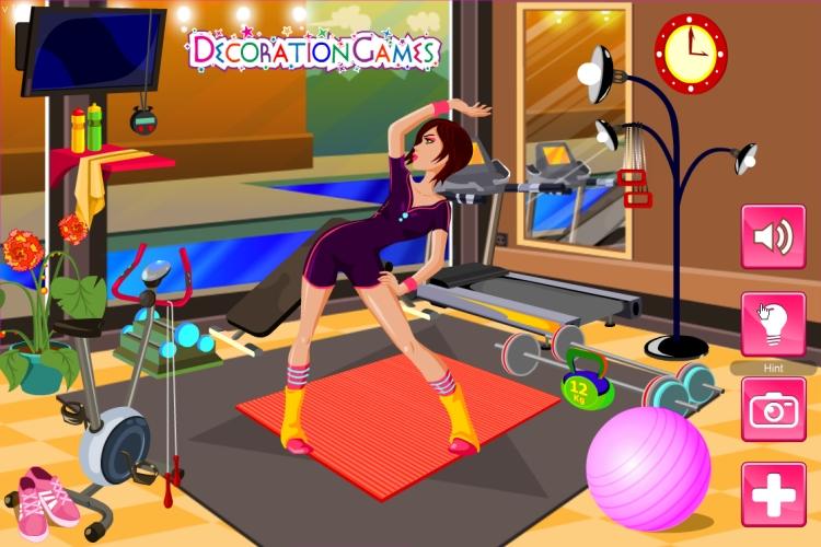 фитнес игра скачать