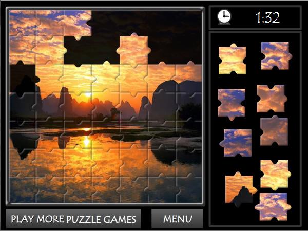 Изображение из игры Пазл: Горы 2