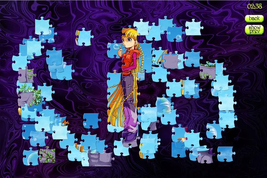 Изображение из игры Пазл: Агата