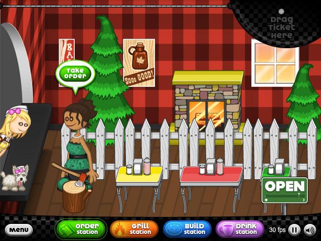 Онлайн игры про кулинарию
