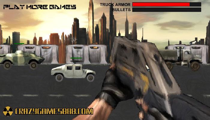 Изображение из игры Нападение на дороге 4