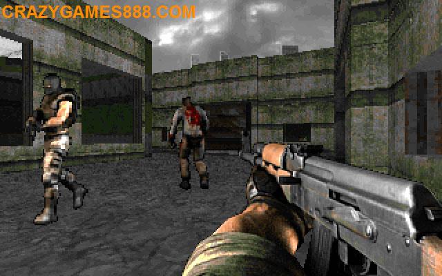 Игру Стрелялки С Кровью