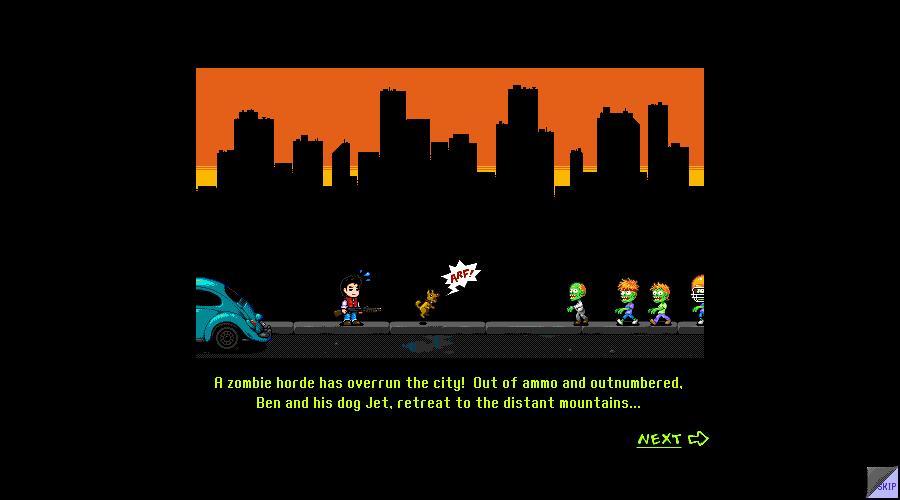 охотник на зомби игра на компьютер