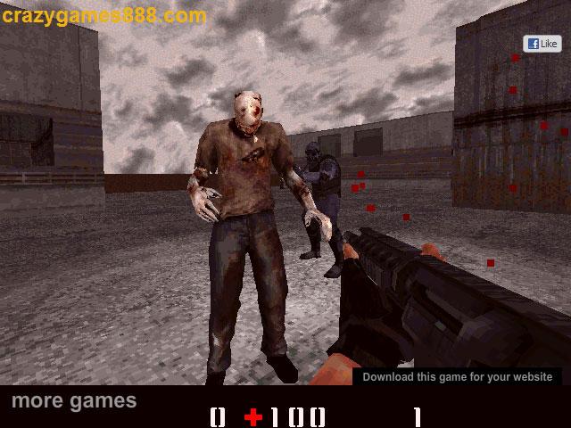 скачать игру отстрел зомби - фото 2
