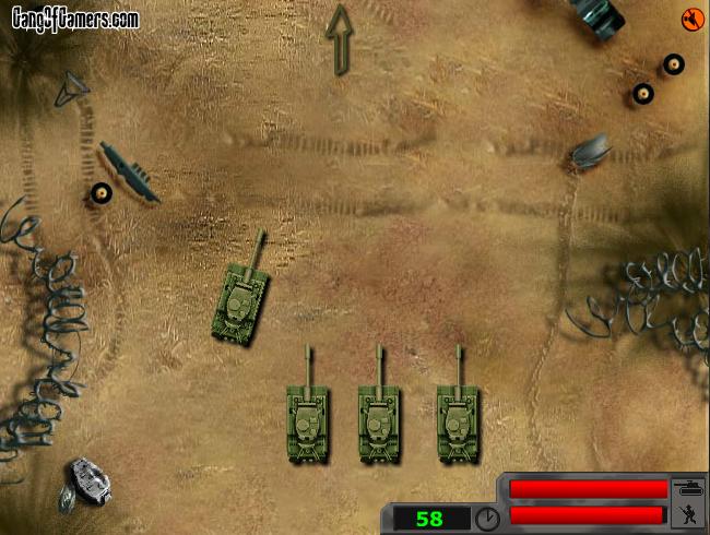 Стратегия Танковой Атаки