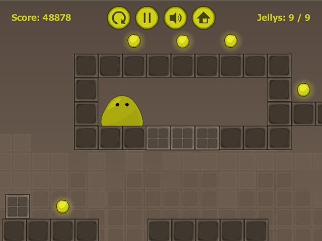 флеш игры jelly