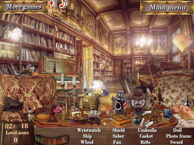 играть бесплатно онлайн игра поиск