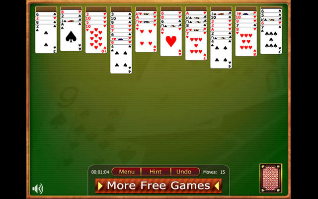 Играть онлайн бесплатно без пасьянс