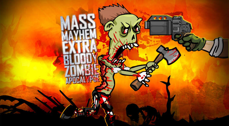 Игру Mass Mayhem 3
