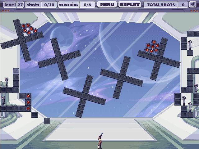 Изображение из игры Рикошет 2