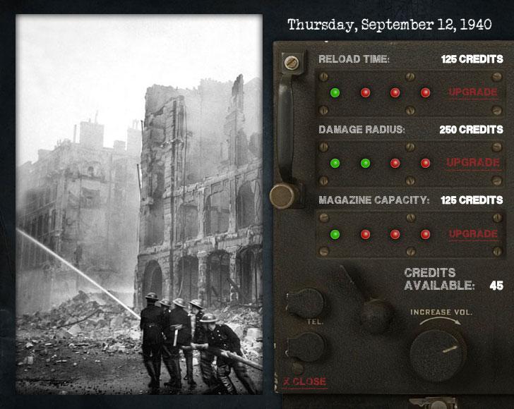Изображение из игры Противовоздушная оборона