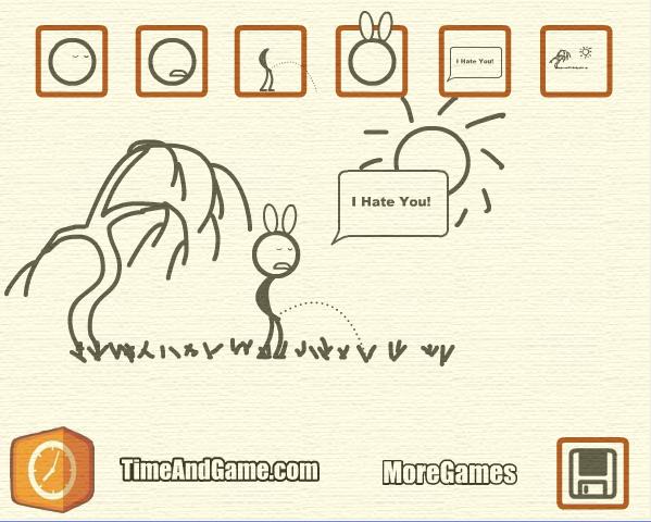 Изображение из игры Создаем анимацию: СтикМен 3