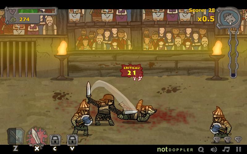 Играть в игры арена рыцарей