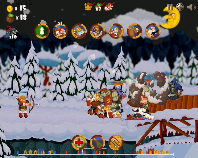 Изображение из игры Боевой клич