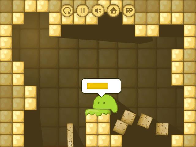 Изображение из игры Блоб и Блоки 2