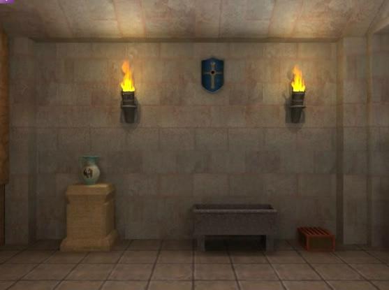 Изображение из игры Выход из таинственного замка