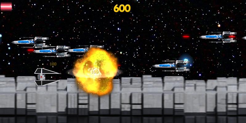 Изображение из игры Битва за Звезду смерти