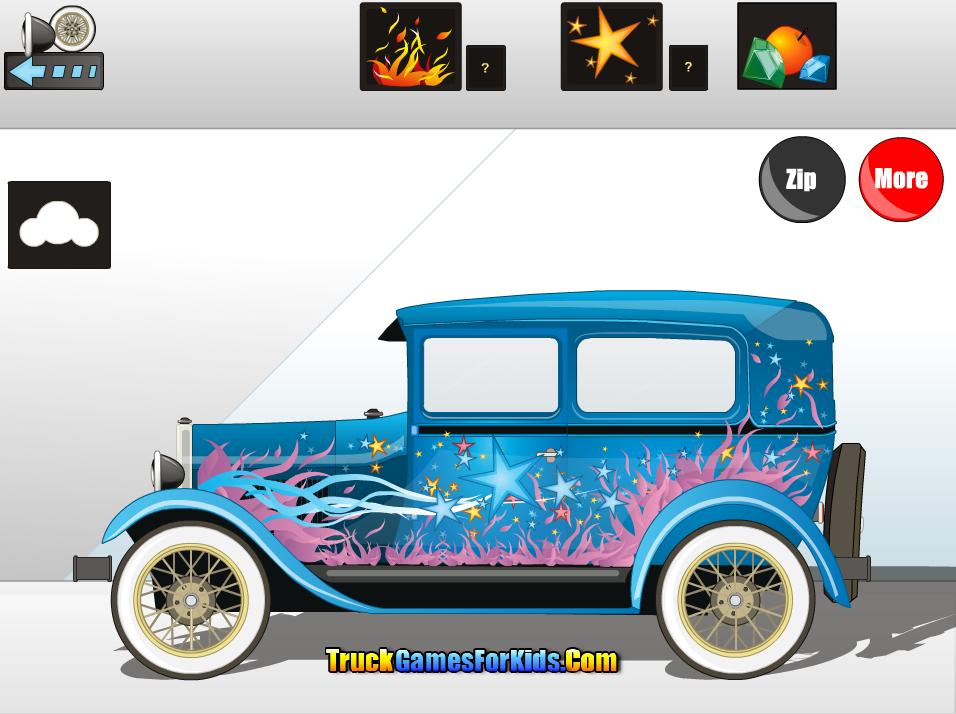 Изображение из игры Создание и тюнинг авто 3