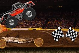 Изображение из игры Гонка на грузовике