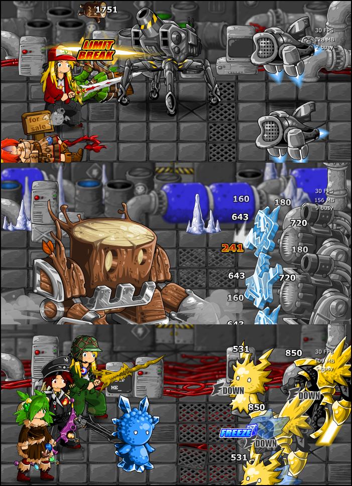 Игры эпическая битва 4