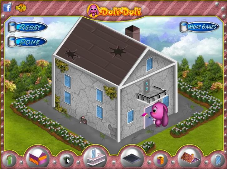 Ігри дизайн будинків